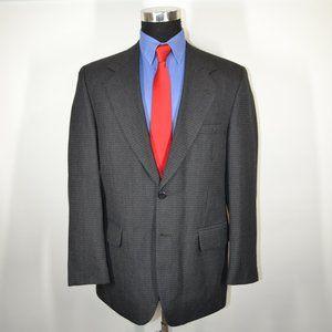Bert Pulitzer 40R Sport Coat Blazer Suit Jacket Gr